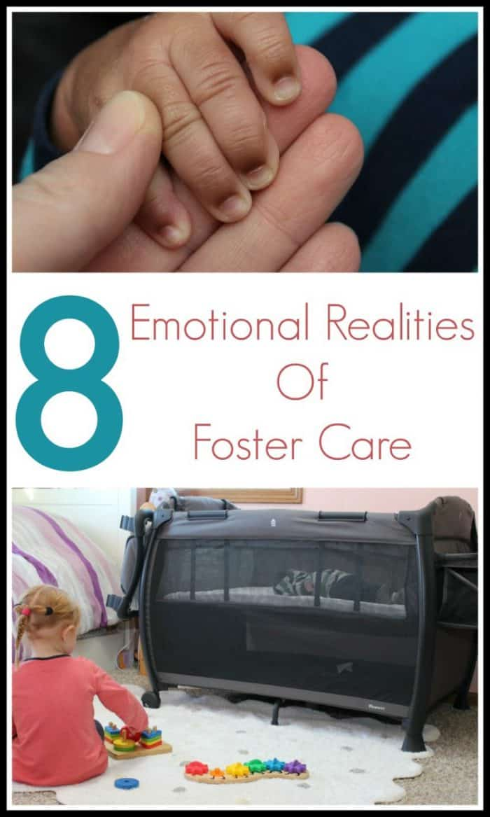 8 Emotional Realities Of Foster Care