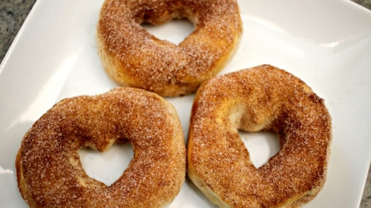 An Awesome 4-Minute Air Fryer Sugar Doughnut Recipe