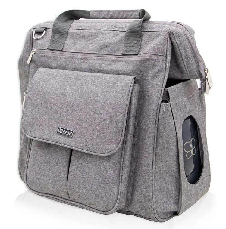 BBLUV Metrö – Convertible Diaper Backpack