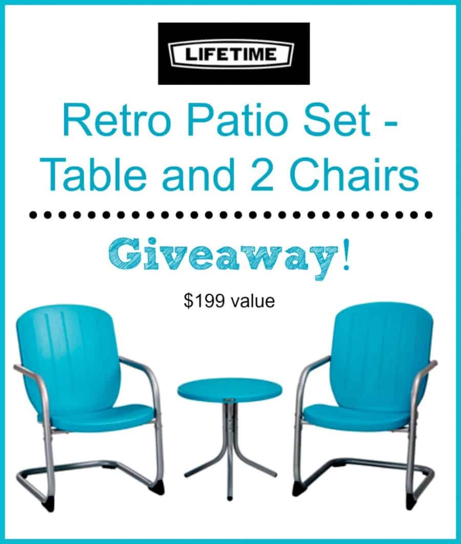 Swell Lifetime Table And Bench Set Review Thrifty Nifty Mommy Pabps2019 Chair Design Images Pabps2019Com