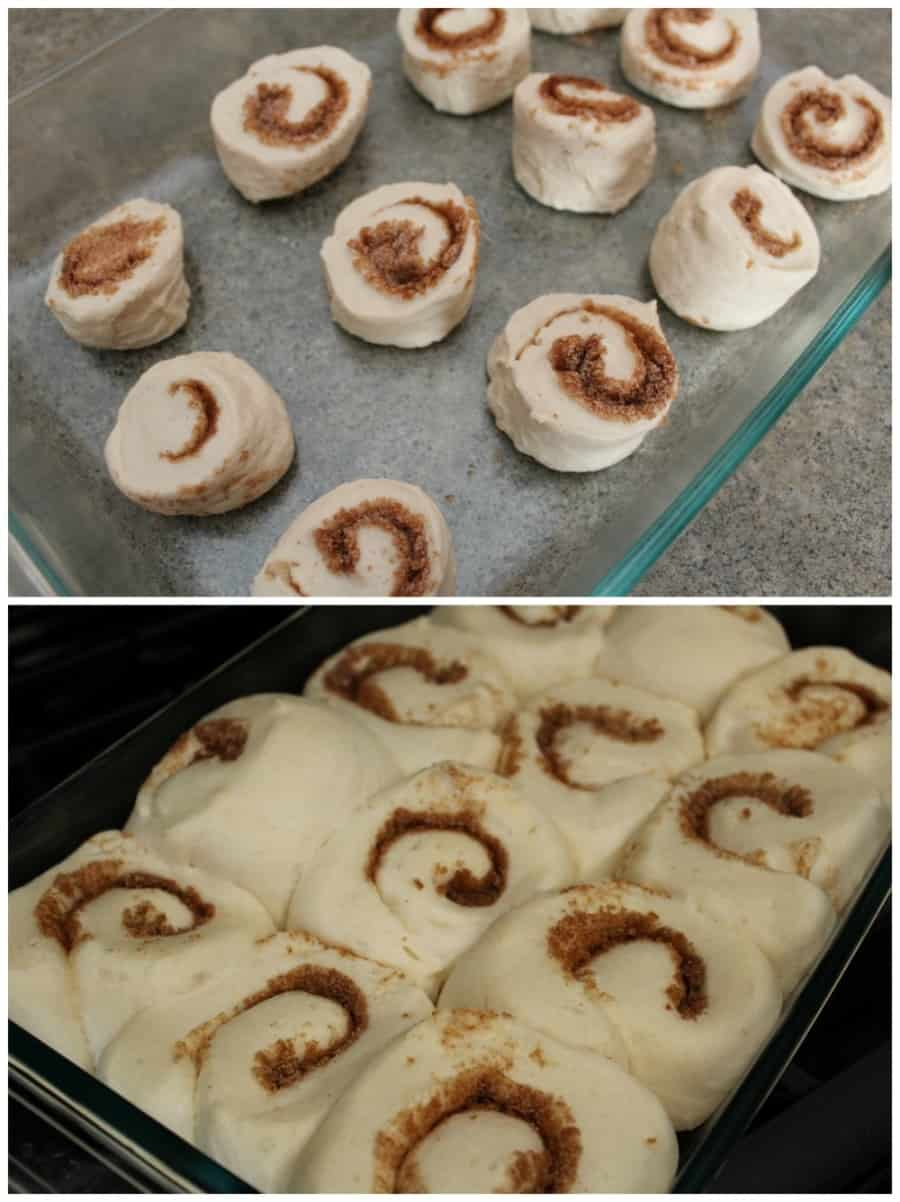 A Legacy Left Behind: Old Fashioned Cinnamon Rolls Recipe