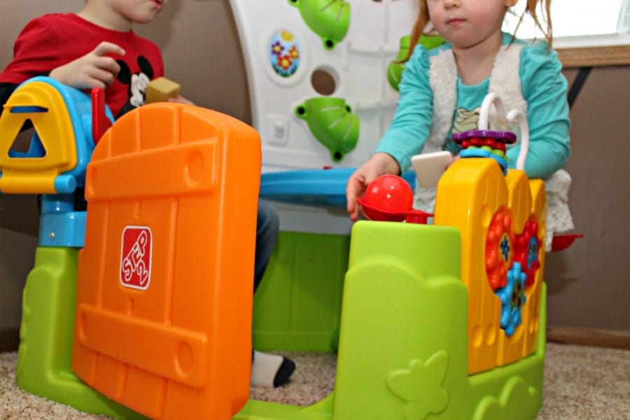 Check Out The Step2 Toddler Corner Playhouse