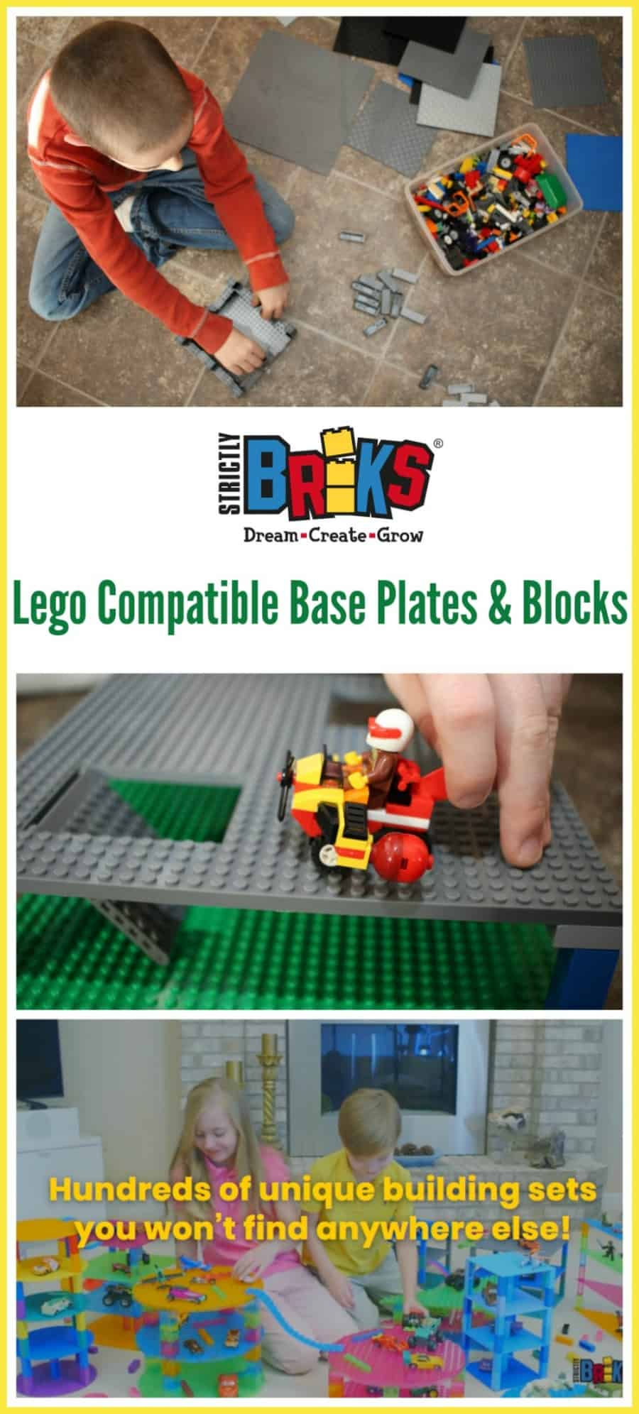 Strictly Briks Lego Compatible Blocks