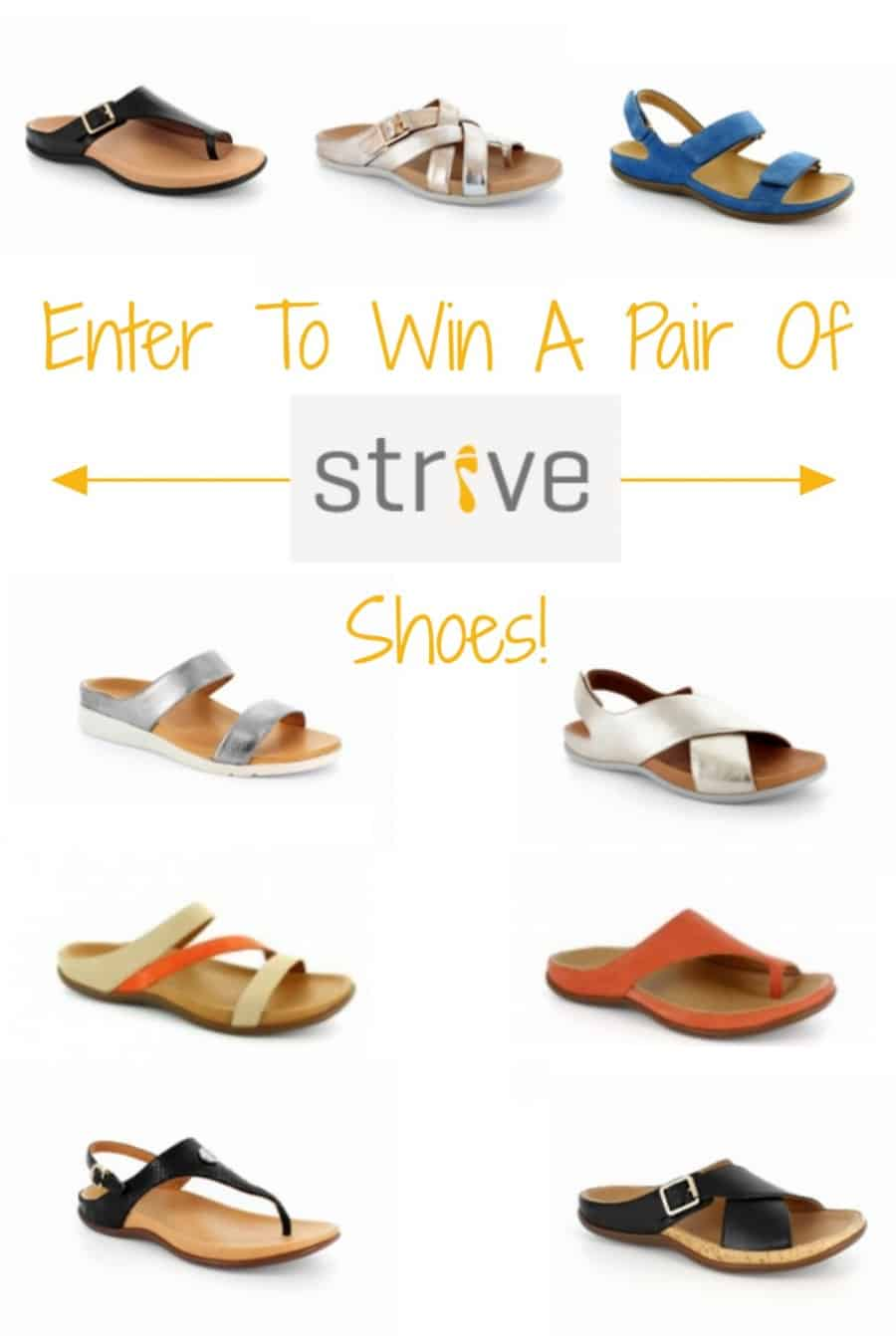 My Review of Strive Shoes - Are They