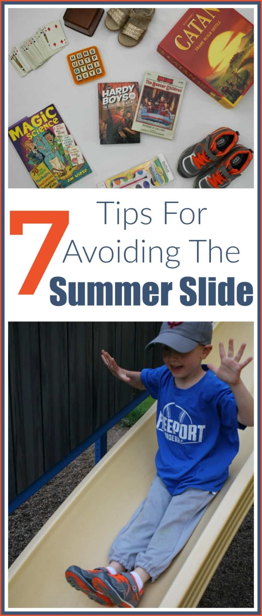 Avoiding the Summer Slide + pediped Shoes Review