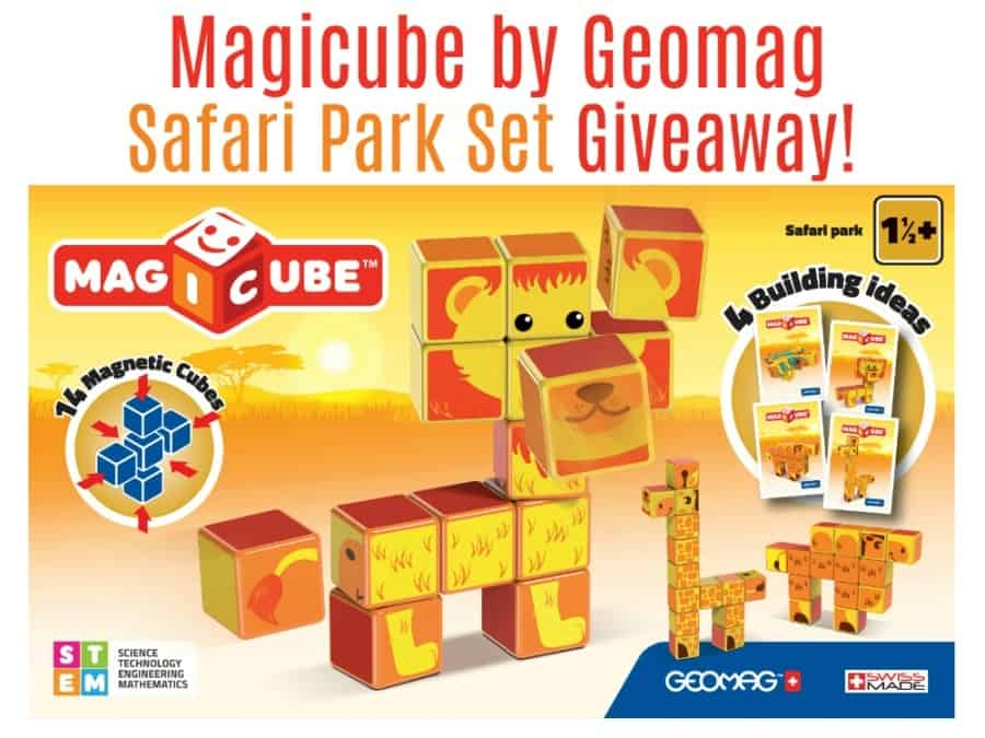 Magicube by Geomag