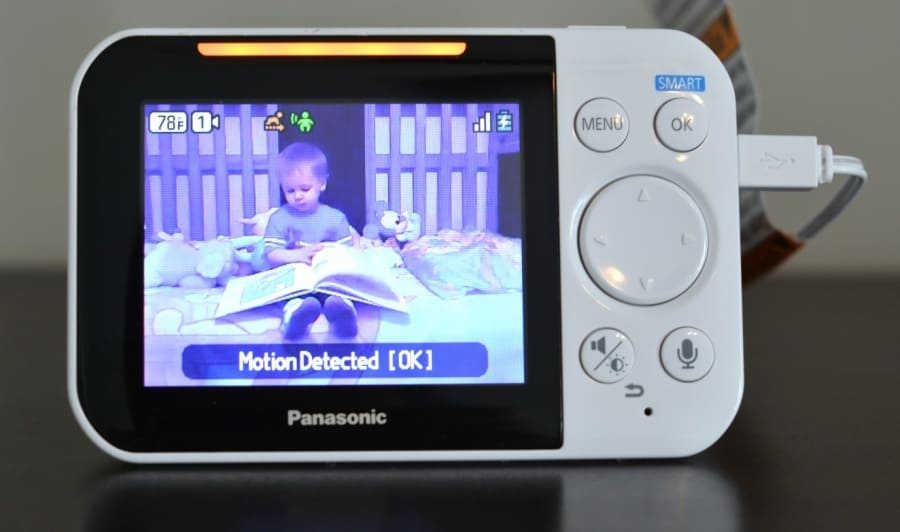 Panasonic Long Range Baby Monitor