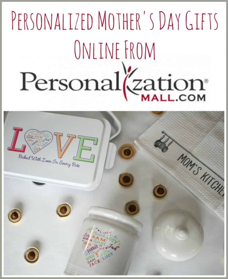 Personalzed Mother's Day Gifts Online By Personalization Mall