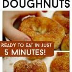 An Awesome 4-Minute Air Fryer Sugar Doughnut Recipe - Air Fryer Sugar Doughnut Recipe