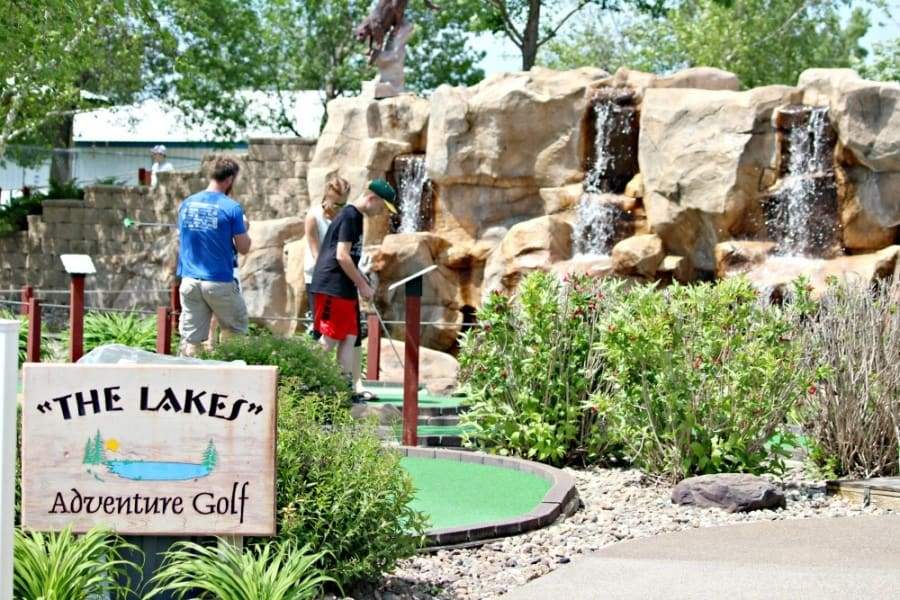 SummerLand, Central Minnesota's Outdoor Fun Park