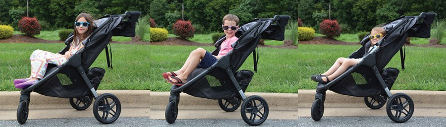 Britax B-Free Stroller Review