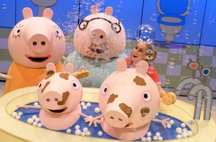 Peppa Pig's Surprise Live Stage Show