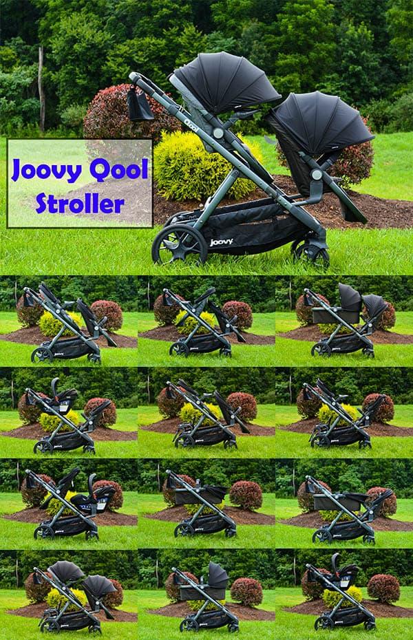Joovy Qool Stroller Review