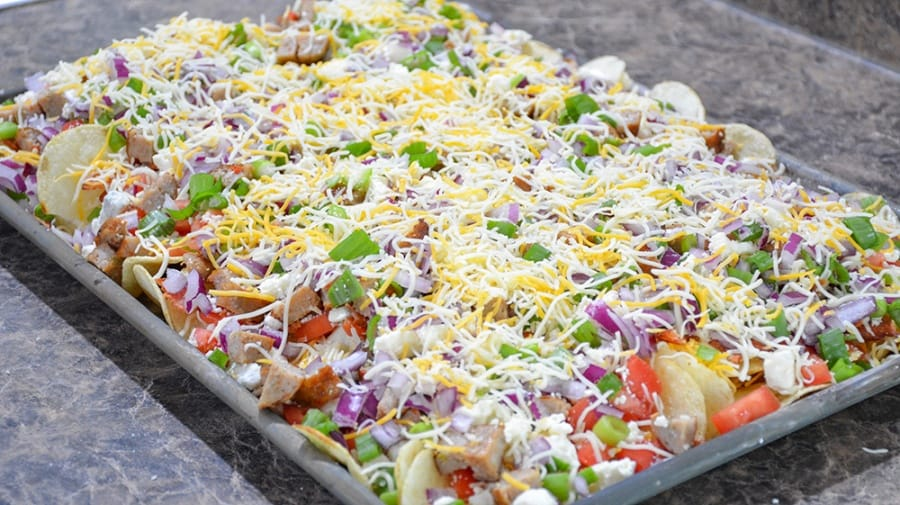 Ultimate Loaded Chips Recipe
