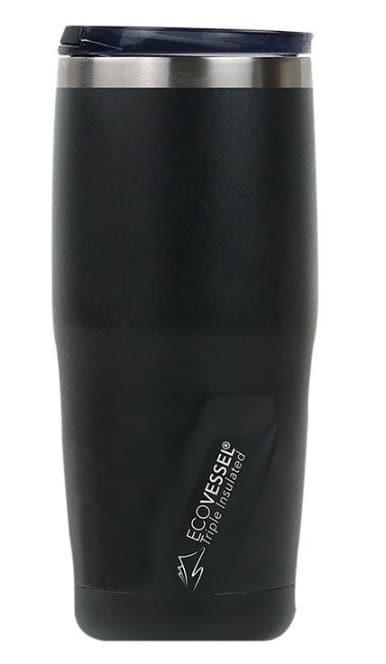 Eco Vessel - THE METRO - VACUUM INSULATED STEEL TUMBLER - 24 OZ COFFEE TRAVEL MUG