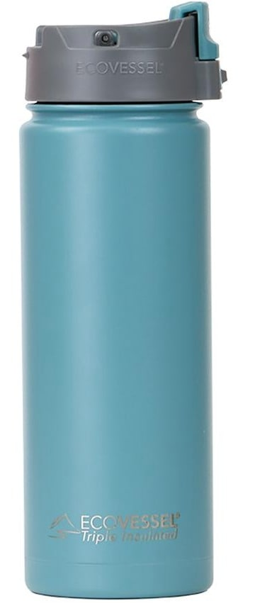 Eco Vessel - The Perk Coffee or Tea to go Stainless Steel Bottle