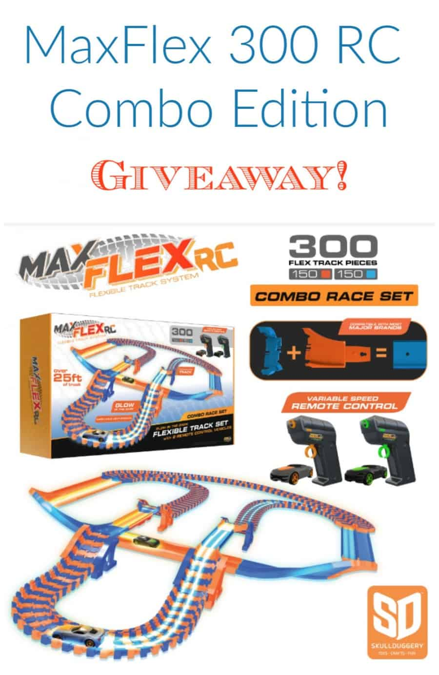 Max Flex RV Flexible Track System Giveaway