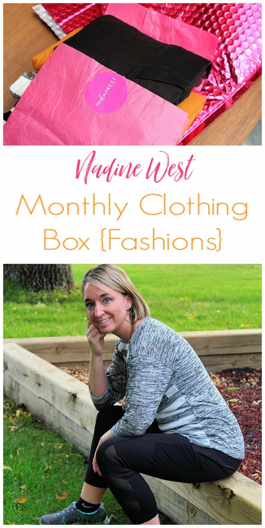 Nadine West Monthly Clothing Box {Fashions}