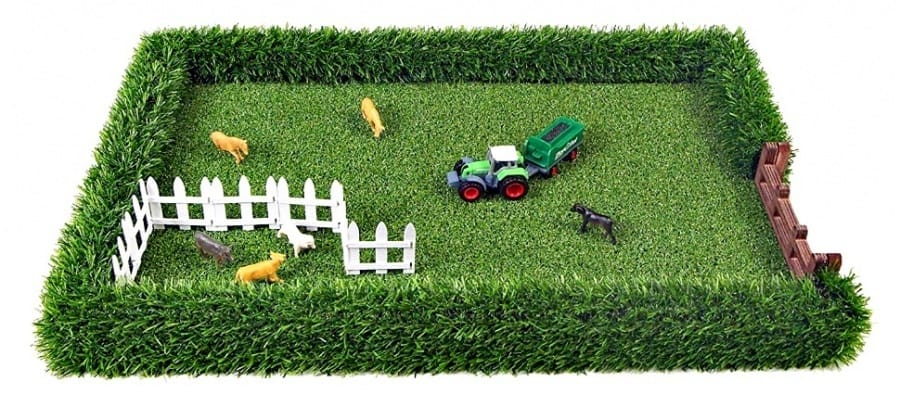 The Field Toy - Replica Farm Field