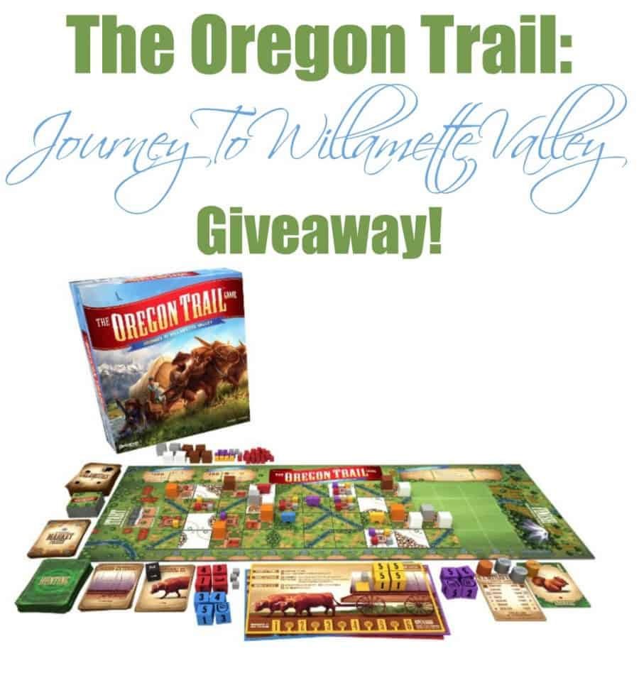 The Oregon Trail Journey To Willamette Valley Giveaway