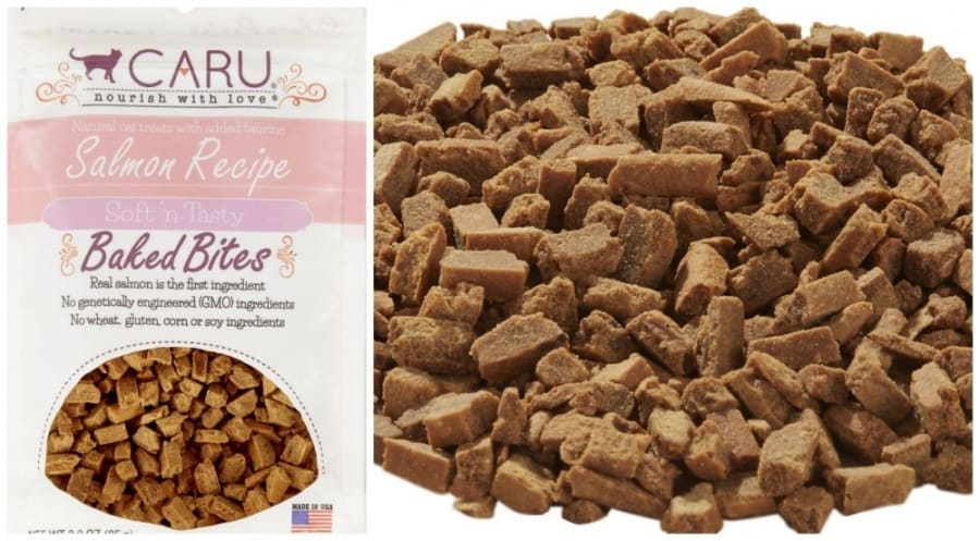 Caru Baked Bites Cat Treats