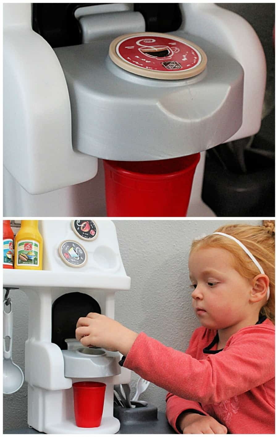 Healthy Snacks For Kids To Grab And Go + Step2 Love To Entertain Kitchen Center Review
