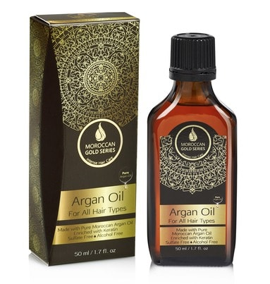 Moroccan Gold Series Argan Oil