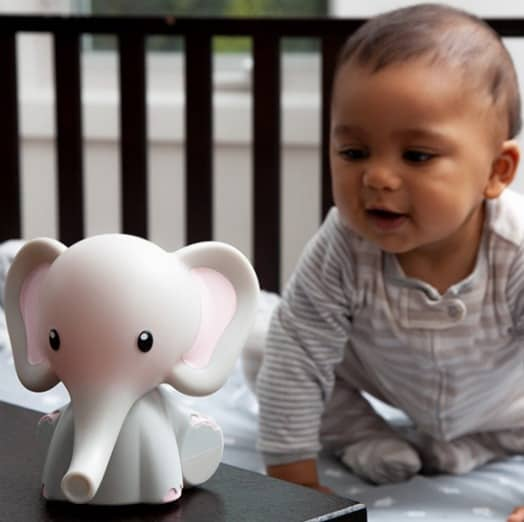 MyBaby by HoMedics Comfort Creatures™ Elephant Color Changing Nightlight