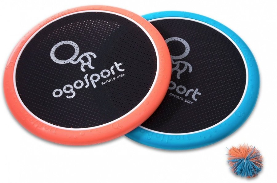 OgoSport OgoDisk Max 15 A hand trampoline for balls throw, catch, bounce!