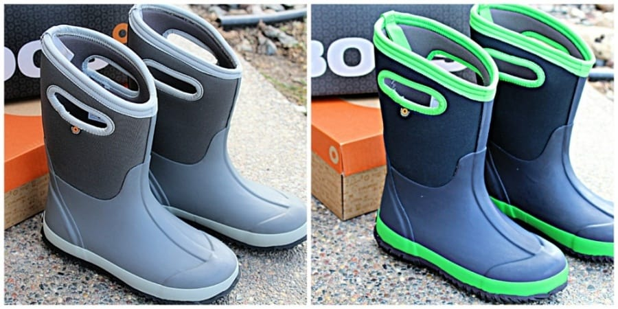 10 Different Ways Kids Can Play In The Snow + BOGS Boots Review