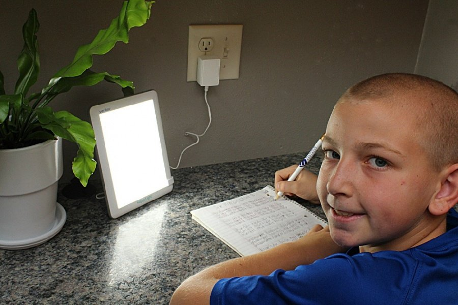 Benefits Of Light Therapy {+ Verilux HappyLight Review} 2