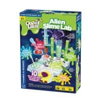Thames & Kosmos Ooze Labs: Alien Slime Lab Science Experiment Kit