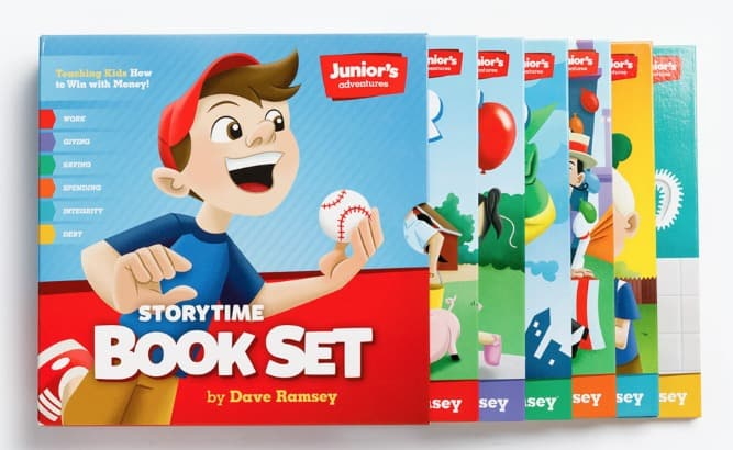 Dave Ramsey Storytime Book Set