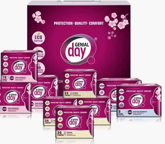 Genial Day Mixed Kit 9 packs