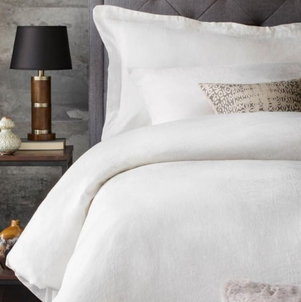 Malouf Sleep French Linen Duvet Set