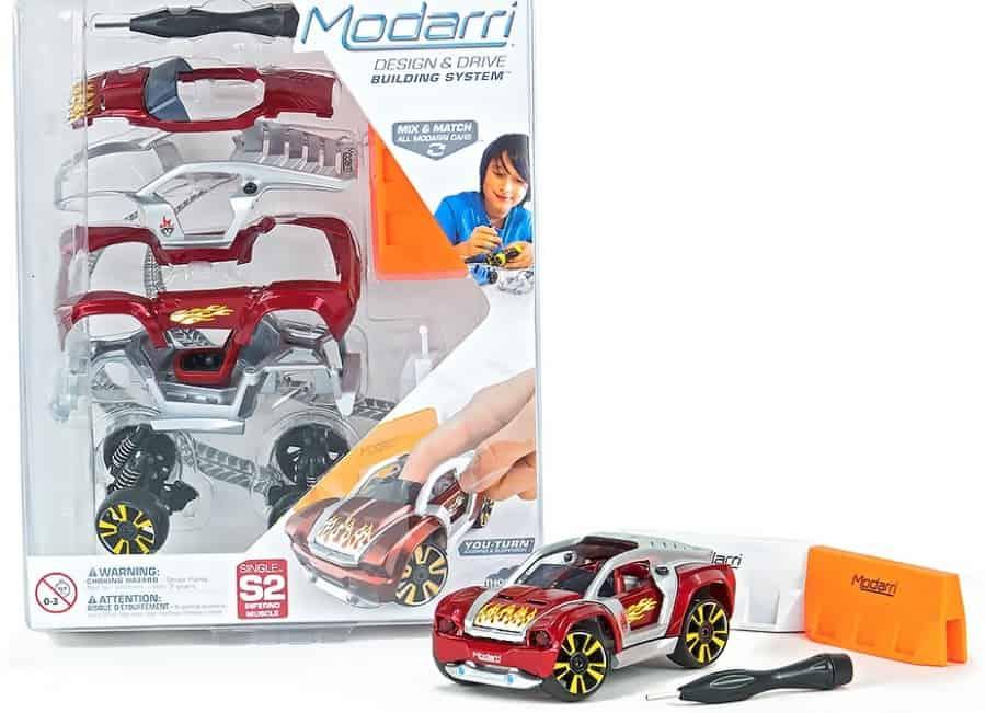Modarri Cars SINGLE S2 MUSCLE INFERNO CAR