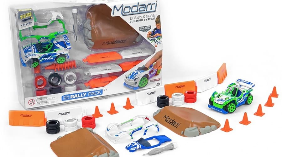Modarri Super Deluxe Rally Pack 1