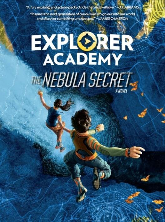National Geographic Kids Books Explorer Academy