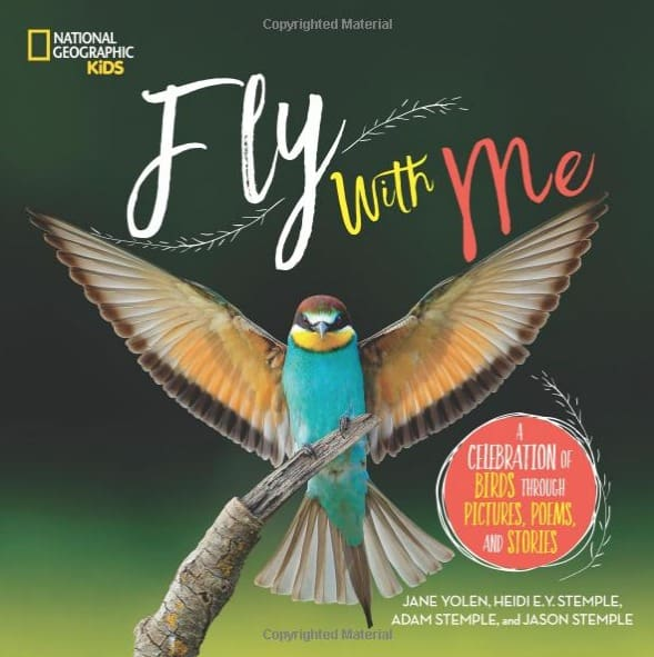 National Geographic Kids Books Fly With Me