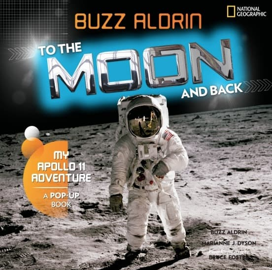 National Geographic Kids Books To The Moon And Back