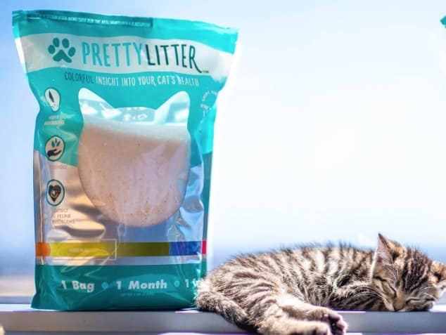PrettyLitter Cat Litter