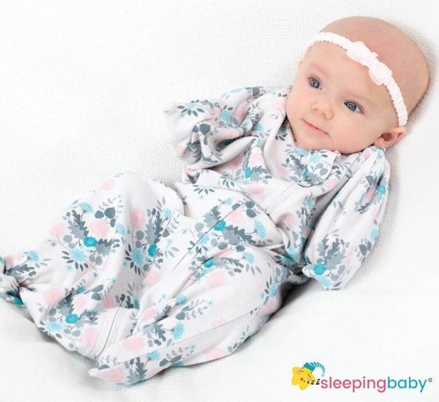 Sleeping Baby Zipadee Zip