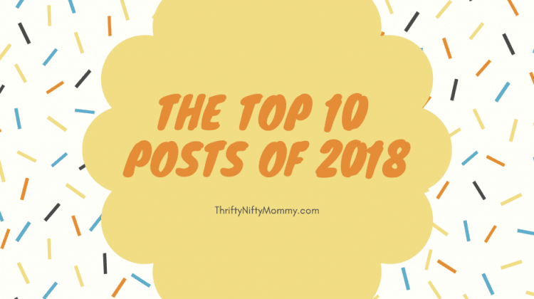 The Top Posts of 2018