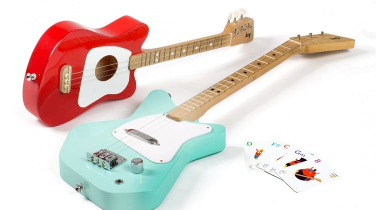 Get Musical This Christmas With Loog Guitars