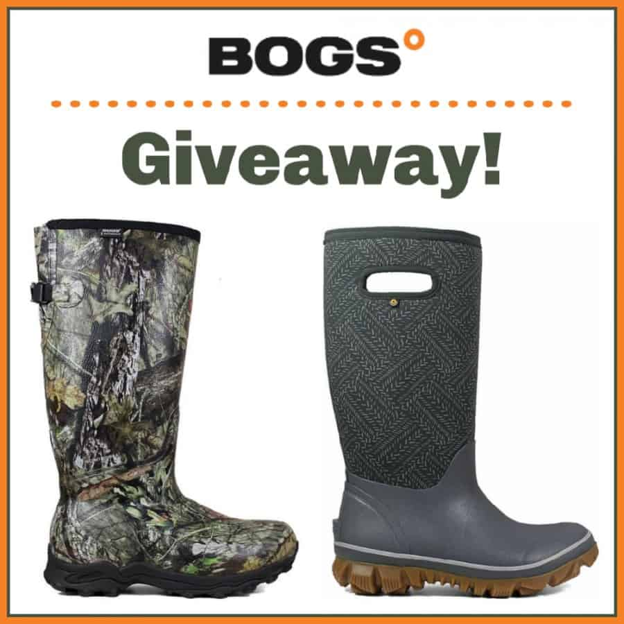 Bogs Adult Boots Giveaway 1