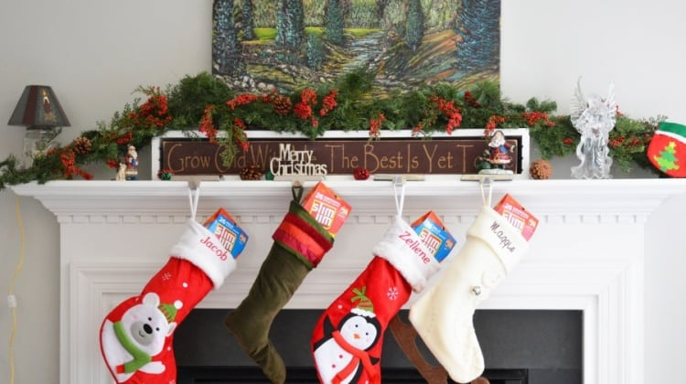 Don't Just Fill Their Stockings with STUFF, Create Memories!