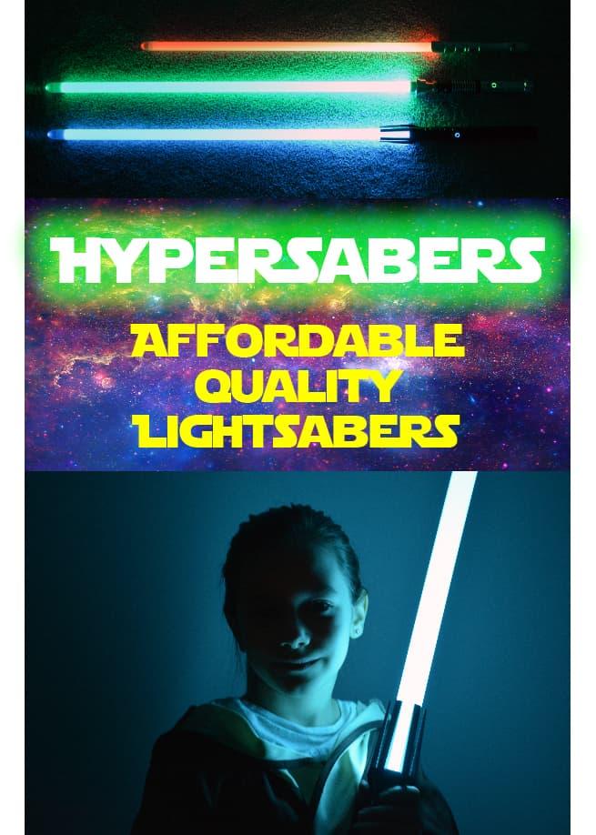 Hypersabers