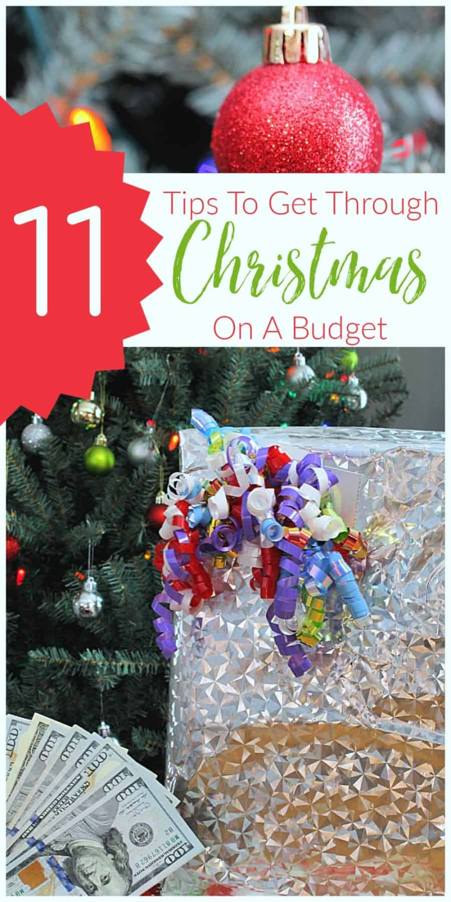 Tips To Get Through Christmas On A Budget & In Style