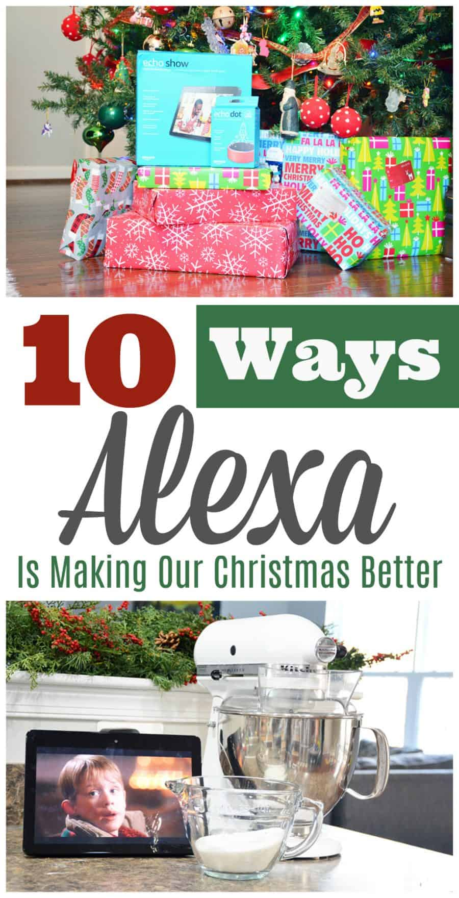 How to use Alexa to celebrate Christmas