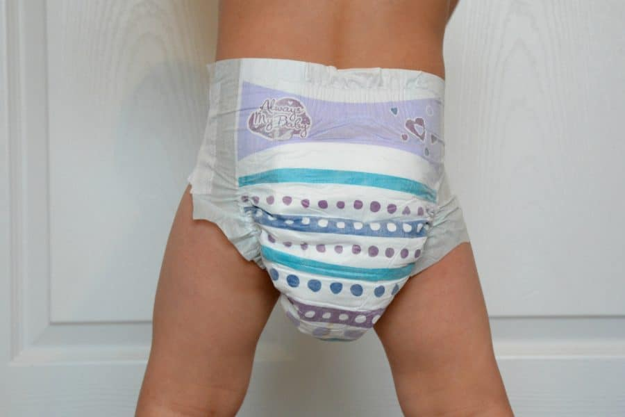Always Be My Baby Diapers